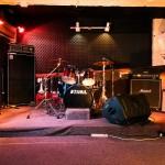 Rehearsal Studio B back